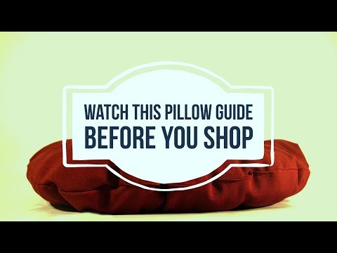 Your body pillow guide