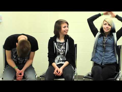 ilovecouragemylove - We met up with Courage My Love before their show at Niagara College on March 27, 2012 and talked about how they got were they are and what we can expect to c...