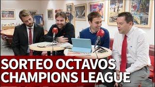 Video Sorteo de Champions League: los emparejamientos para octavos de final   Diario AS MP3, 3GP, MP4, WEBM, AVI, FLV Desember 2017
