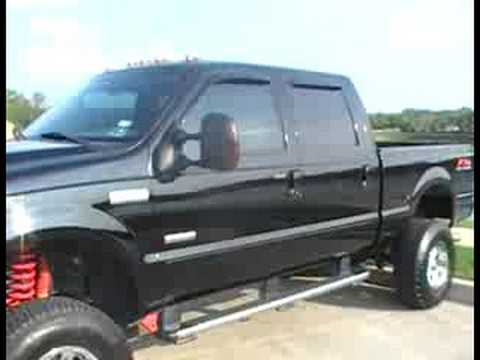 2005 Ford F-250 Lifted