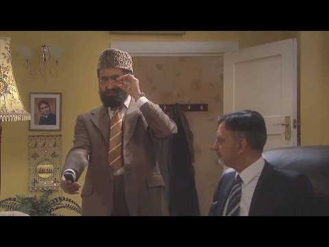 The reclining chair works - Citizen Khan: Series 3 Episode 2 preview - BBC One