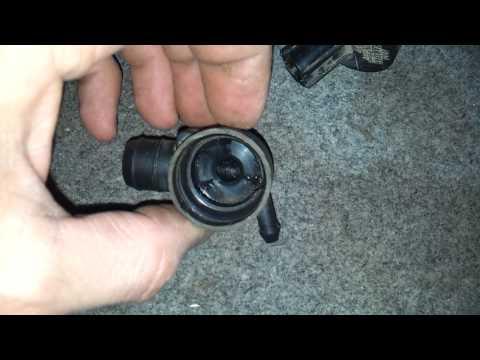 Моторчик омывателя фар volvo s40 фотография