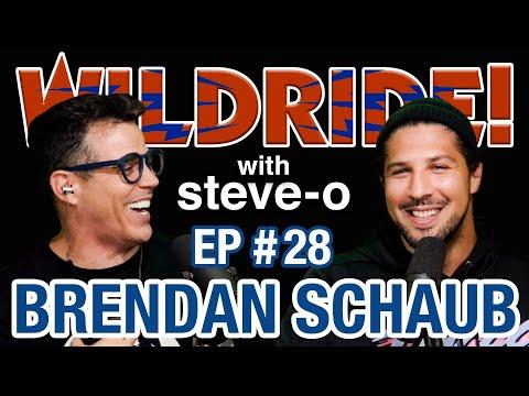 Brendan Schaub - Steve-O's Wild Ride! Ep #28