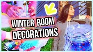 Winter Room Decor | StyleMeMaskit