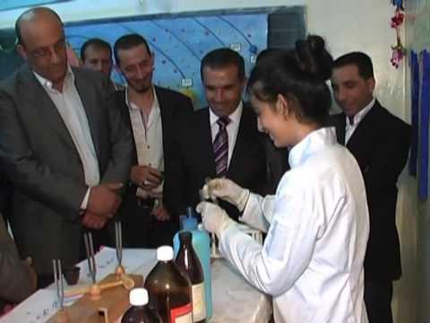 احتفالات روضة ومدرسة الأفق تحت رعاية سعادة رئيس بلدية ناعور الجديدة غالب السواعير Munir Al-Barari