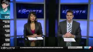 eSports Report Episode 1 - October 24th, 2013