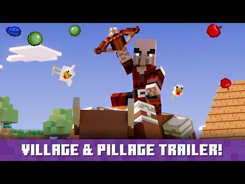Village & Pillage: Official Trailer