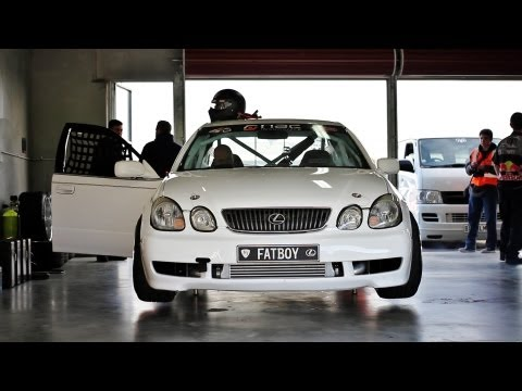 rotor - Raw clips featuring the competition debut of Carl Thmopson's 4-Rotor Nitrous Turbo powered Lexus GS300. Filmed at NAC Drift Nationals, Hampton Downs 2013. As...