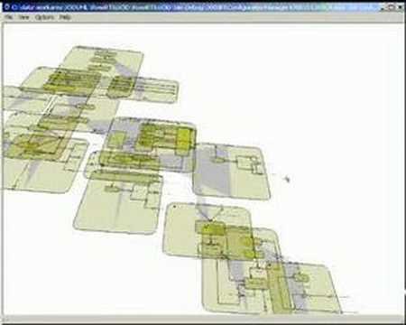 X3D-UML: Refined 3D UML State Machine Diagram