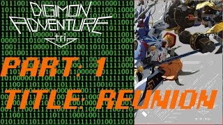 Digimon Adventure Tri Part 1  Reunion                                   Tri Saikai   Review