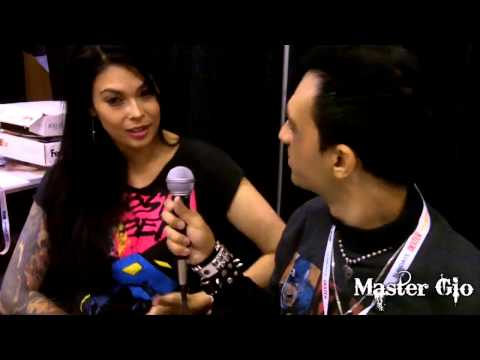 Exclusive Interview Tera Patrick At NYCC 21012