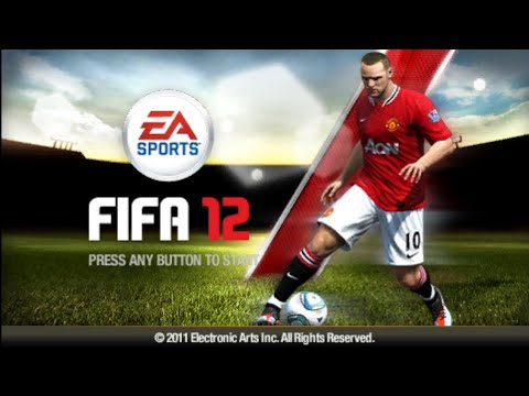 FIFA 12 Android Official Game 600 MB Offline Best Graphics