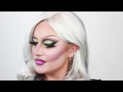 Drag Makeup Tutorial: Lady Edition (видео)