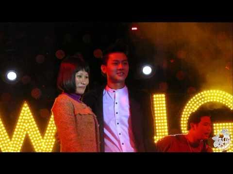 Chuyến tầu hoàng hôn - Hoài Lâm và Fan nữ