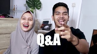 Video my very first Q&A with my lovely wife! PART 1 MP3, 3GP, MP4, WEBM, AVI, FLV Oktober 2018