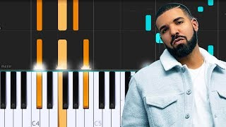 """Video Drake - """"Nice For What"""" Piano Tutorial - Chords - How To Play - Cover MP3, 3GP, MP4, WEBM, AVI, FLV Juni 2018"""