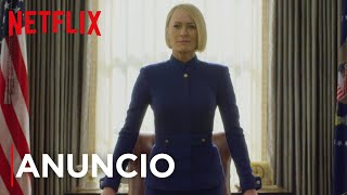 House of Cards | La Temporada Final | Netflix