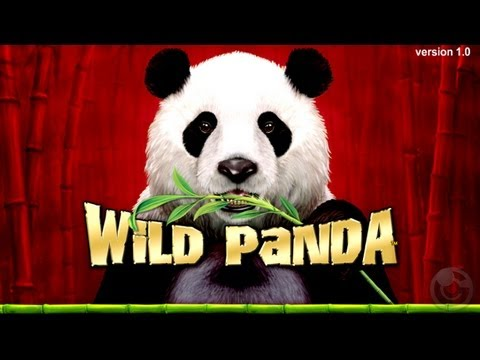 Wild Panda casino slot game – iPhone & iPad Gameplay Video