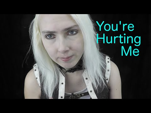 Bloody Self harm pictures - You're hurting me