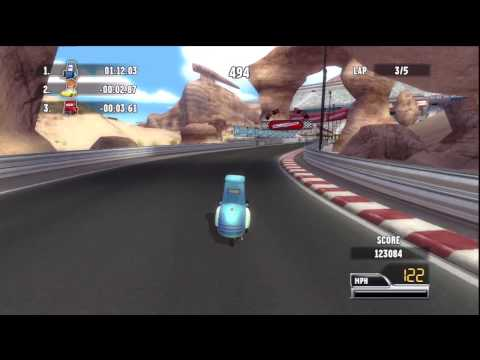 Gameplay: Guido Kart