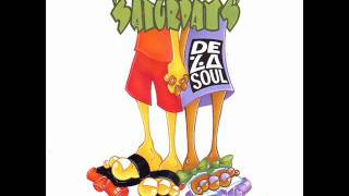 De La Soul - A Roller Skating Jam Named 'Saturdays' (Dave's Radio Home Mix)