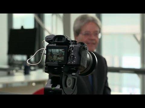 Π. Τζεντιλόνι: ο κορονοϊός «μολύνει» και την οικονομία