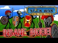 STICK WAR LEGACY INSANE MODE FULL RUN waptubes