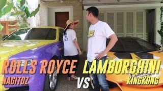 Video Balapan Lambo VS Rolls Royce MP3, 3GP, MP4, WEBM, AVI, FLV Juni 2018