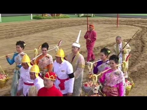 พระราชพิธีจรดพระนังคัลแรกนาขวัญ | 12-05-60 | ชัดข่าวเที่ยง