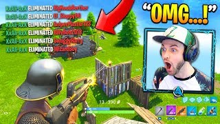 Download Video You've *NEVER* seen Fortnite like THIS! MP3 3GP MP4