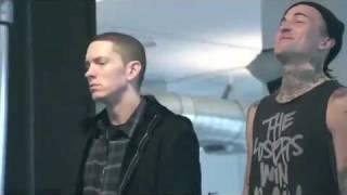 Eminem & YelaWolf - VIBE Year End Issue Photoshoot - Behind The Scenes