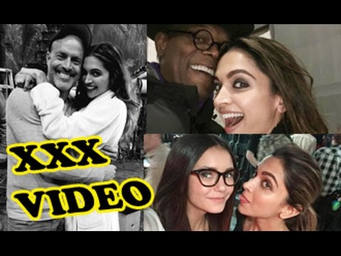 Deepika-Padukone-Spotted-with-Hollywood-Stars-Samuel-Jackson-Ruby-Rose-Nina-Dobrev-xXx
