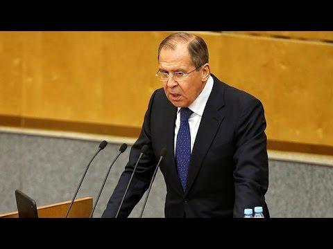 Λάβρος ο Λαβρόφ με τους Γάλλους για τις προσαγωγές Ρώσων
