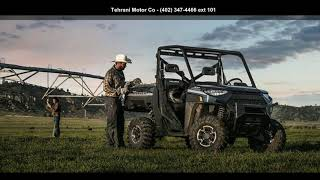 9. 2019 Polaris Ranger XP 1000 EPS 20th Anniversary Limited...