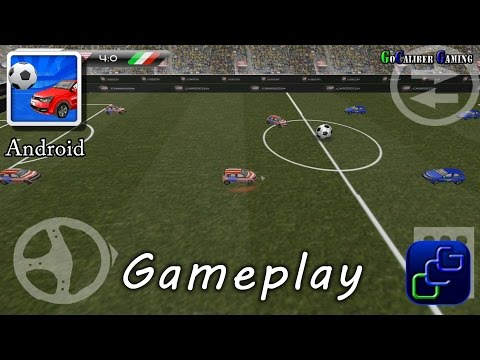 Car Soccer World Cup Android Gameplay - Championship Round 1