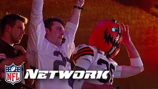 Why the Browns will Dominate in 2017 | NFL Now | Wrangler Comfort Zone by NFL Network