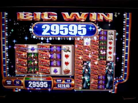 Lil Red Colossal Reels Slot Big Win!!  $5.00 Max Bet