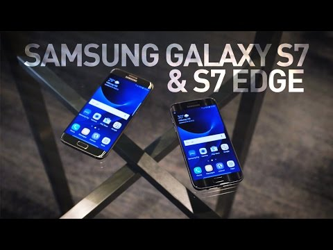 , title : 'Samsung Galaxy S7 and S7 Edge first look'