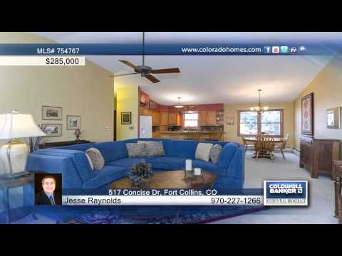 517 Concise Dr  Fort Collins, CO Homes for Sale | coloradohomes.com