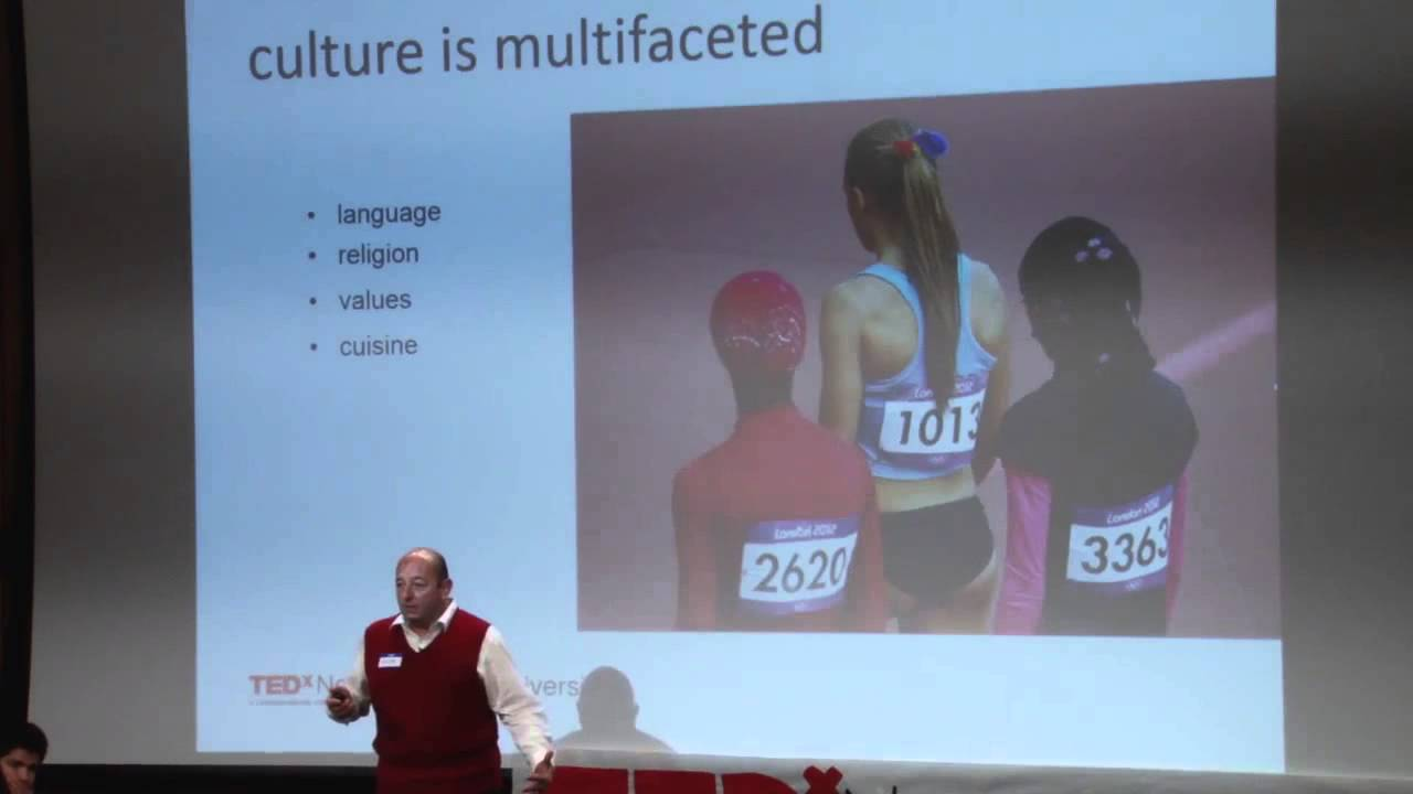 Video Thumbnail: Cultural Awareness in Globalized World, Ralph Strozza, TEDx
