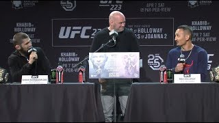 Download Lagu UFC 223: Pre-fight Press Conference Mp3