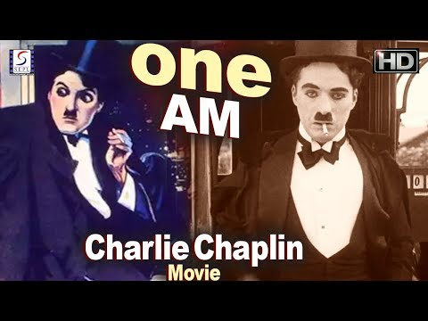 Charlie Chaplin - One AM 1916 - Comedy Movie - Full HD