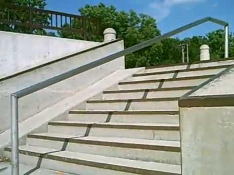 9 stair arm break in ames
