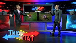 This or That | More Cowbell by League of Legends Esports