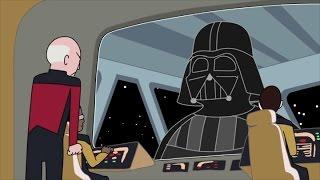 Video Which is Nerdier: Star Wars or Star Trek? MP3, 3GP, MP4, WEBM, AVI, FLV April 2018