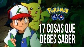 17 trucos para Pokémon Go