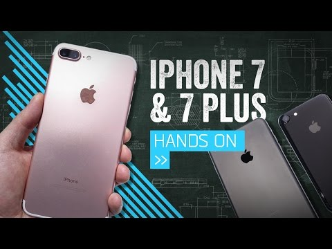 Day One With The iPhone 7 & 7 Plus (видео)