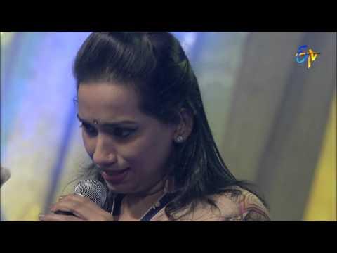 Kalpana-Performance--Shiva-Sankari-Siva-Nandha-Song-in-Ongole-ETV-20-Celebrations