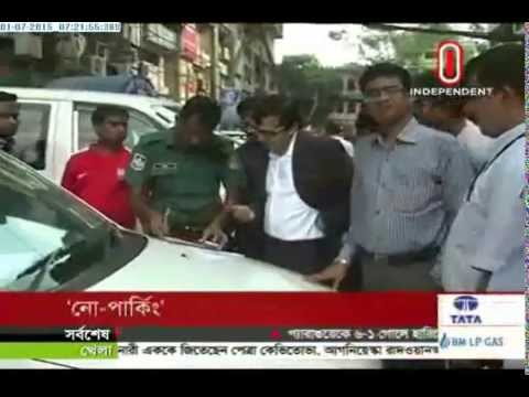 Acute crisis of parking lot in capital (01-07-2015)