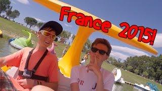 Argeles-sur-Mer France  city images : France Vlog 2015! Argeles-sur-Mer Trip!
